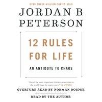12 Rules for Life - Jordan B. Peterson - audiobook