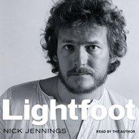 Lightfoot - Nicholas Jennings - audiobook