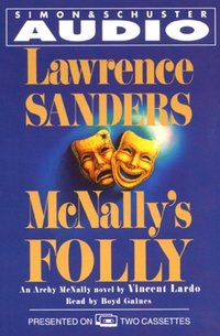 McNally's Folly - Vincent Lardo - audiobook