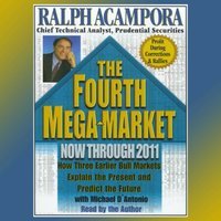 Fourth Mega  Market - Ralph Acampora - audiobook