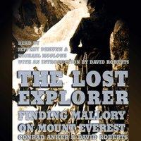 Lost Explorer - Conrad Anker - audiobook