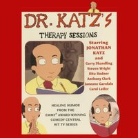Dr. Katz's Therapy Sessions - Jonathan Katz - audiobook