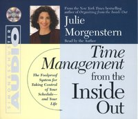 Time Management From The Inside Out - Julie Morgenstern - audiobook