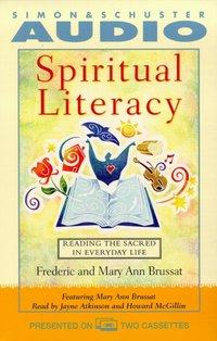 Spiritual Literacy - Frederic Brussat - audiobook