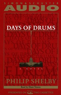 Days of Drums - Philip Selby - audiobook