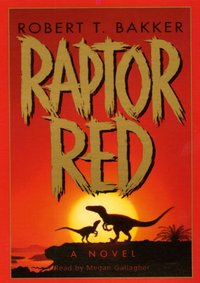Raptor Red - Robert T. Bakker - audiobook