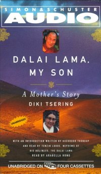 Dalai Lama - Diki Tsering - audiobook