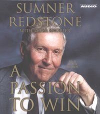Passion to Win - Sumner Redstone - audiobook