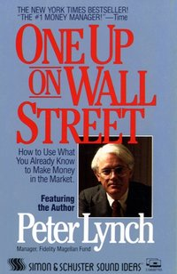 One Up On Wall Street - Peter Lynch - audiobook
