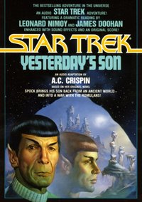 Yesterday's Son - A.C. Crispin - audiobook