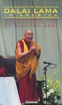 Dalai Lama in America:Central Park Lecture - His Holiness the Dalai Lama - audiobook