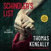 Schindler's List - Thomas Keneally - audiobook