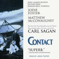 Contact - Carl Sagan - audiobook