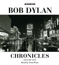 Chronicles - Bob Dylan - audiobook
