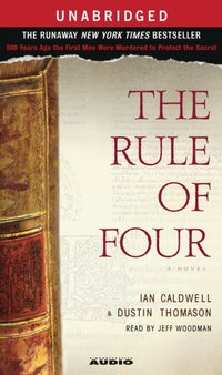 Rule of Four - Ian Caldwell - audiobook