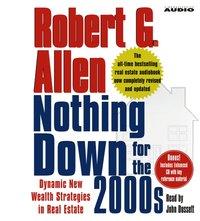 Nothing Down for the 2000s - Robert G. Allen - audiobook