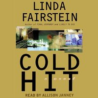 Cold Hit - Linda Fairstein - audiobook