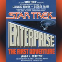Star Trek Enterprise: the First Adventure - Vonda N. McIntyre - audiobook