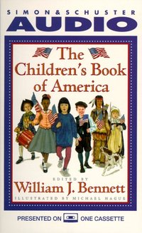 Children's Book of America - William J. Bennett - audiobook