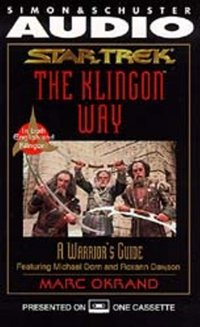 Klingon Way - Marc Okrand - audiobook