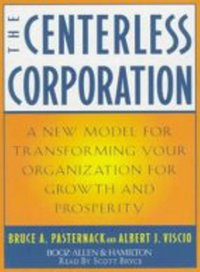 Centerless Corporation - Bruce A. Pasternack - audiobook