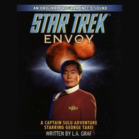 Star Trek: Envoy - L.A. Graf - audiobook