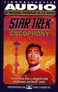 Star Trek: Cacophony - J.j. Molloy - audiobook