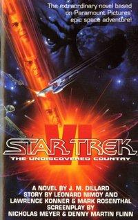 Star Trek VI - J.M. Dillard - audiobook