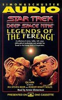 Legends of the Ferengi - Ira Steven Behr - audiobook