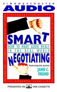 Smart Negotiating - James C. Freund - audiobook