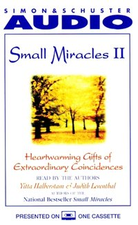 Small Miracles II - Yitta Halberstam - audiobook