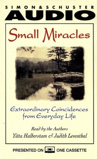 Small Miracles - Yitta Halberstam - audiobook