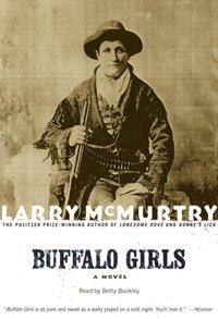 Buffalo Girls - Larry McMurtry - audiobook