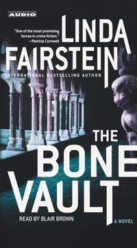 Bone Vault - Linda Fairstein - audiobook