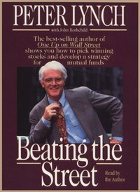 Beating the Street - Peter Lynch - audiobook