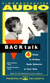 Backtalk - Carolyn Crowder - audiobook