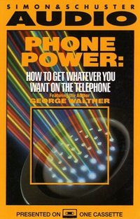 Phone Power - George Walther - audiobook