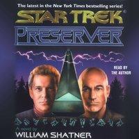 Star Trek: Preserver - William Shatner - audiobook