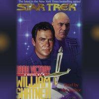 Dark Victory - William Shatner - audiobook