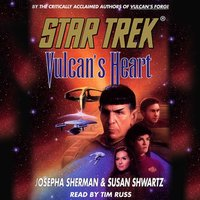 Vulcan's Heart - Josepha Sherman - audiobook
