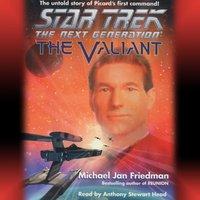 Valiant - Michael Jan Friedman - audiobook