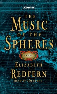Music of the Spheres - Elizabeth Redfern - audiobook