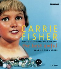 Best Awful - Carrie Fisher - audiobook