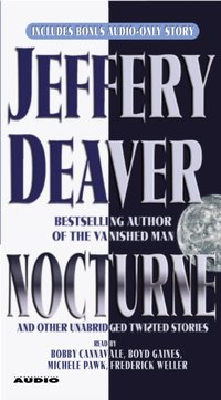 Nocturne - Jeffery Deaver - audiobook