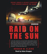 Raid on the Sun - Rodger Claire - audiobook
