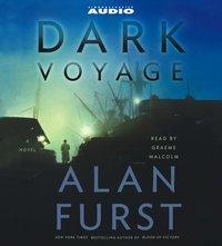 Dark Voyage - Alan Furst - audiobook