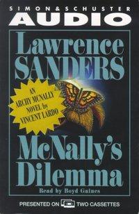 McNally's Dilemma - Lawrence Sanders - audiobook