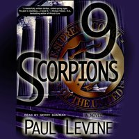 9 Scorpions - Paul Levine - audiobook