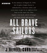 All Brave Sailors - J. Revell Carr - audiobook