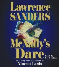 McNally's Dare - Lawrence Sanders - audiobook